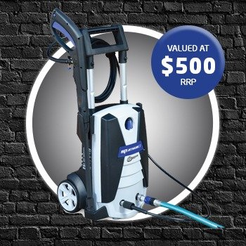 Free SP140 Pressure Washer with any Isuzu Ready-to-Work Truck* Small Image