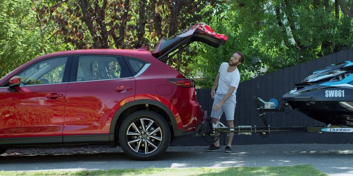blog large image - Can a Mazda CX-5 Tow a Boat? Towing weights explained!