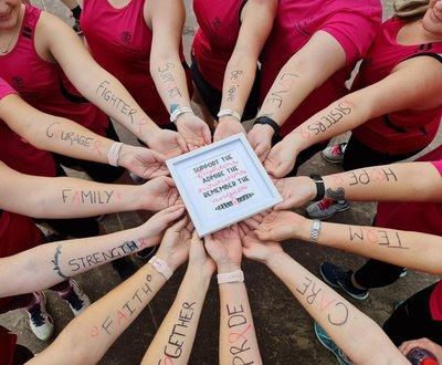 International Women's Day Fun Run with John Madill Toyota image