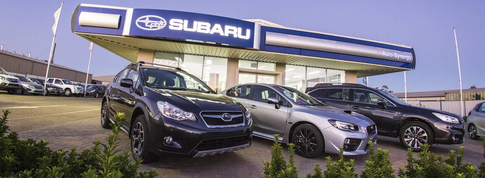 Auto Synergy Subaru