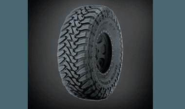 Isuzu Motor Sports Tires