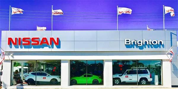 Brighton Nissan