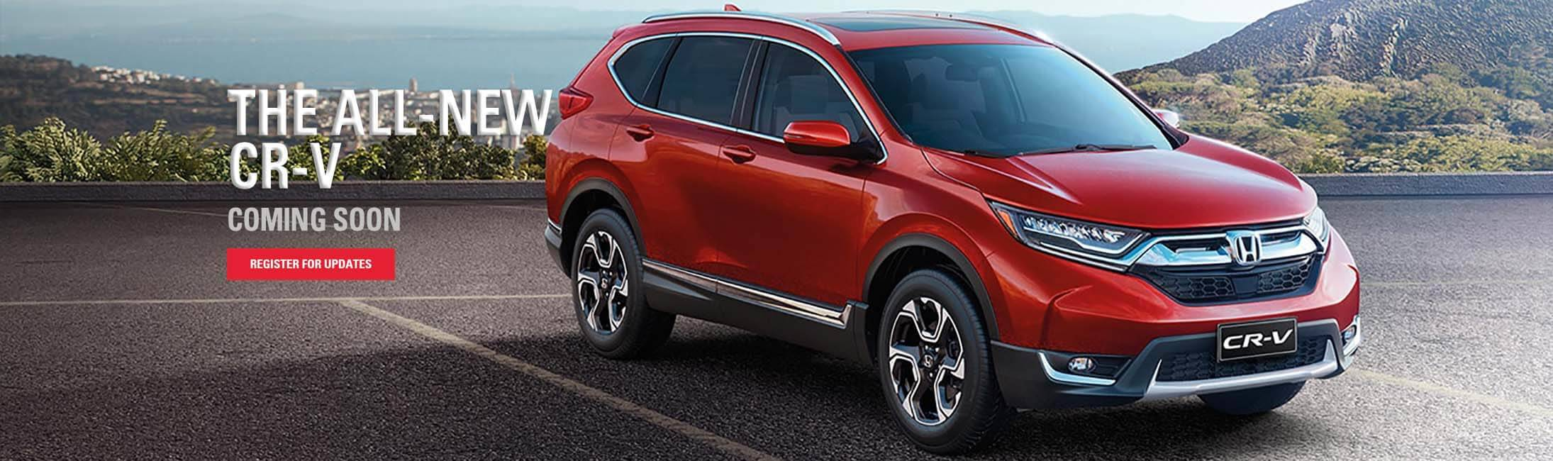 The All-New CR-V