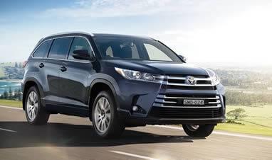 Toyota Kluger