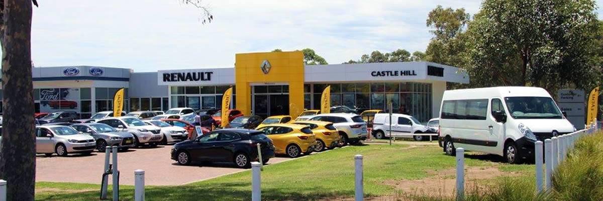 Castle Hill Renault Sydney