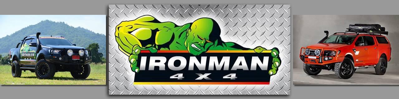 Clancy Automotive Dubbo Iron man 4x4