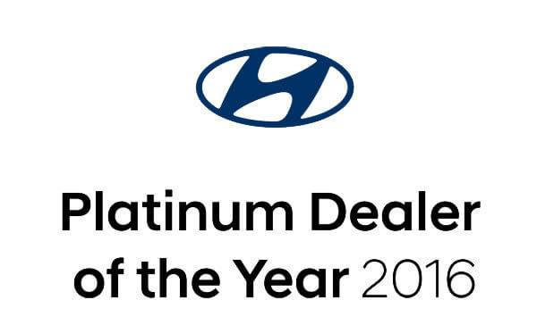 Far West Hyundai - Platinum Dealer of the Year 2016