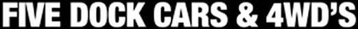Five Dock Cars Logo