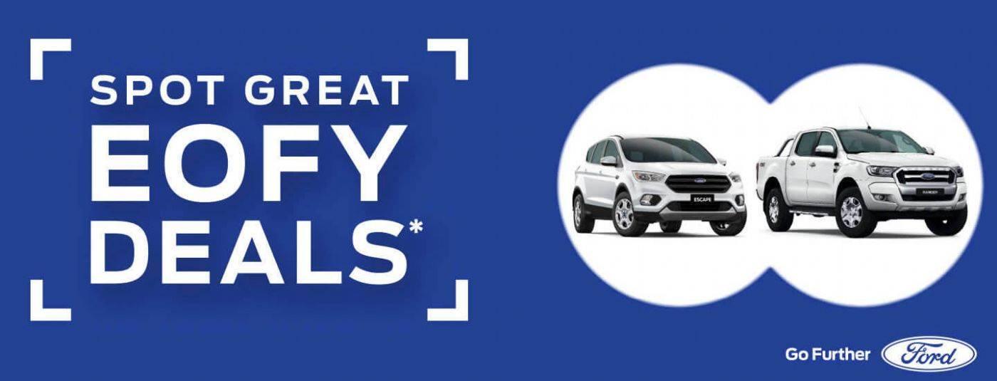 Ford 2017 EOFY