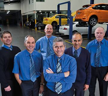 Make a FORD Service booking online today!