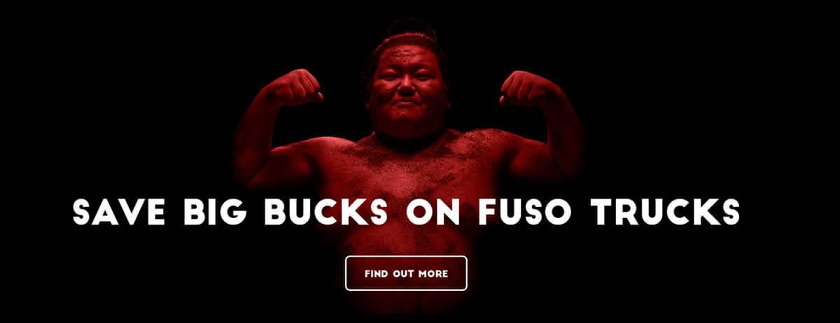 Hallam Fuso Save Big Bucks