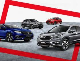 Hurry in for a great deal from Tynan Honda - Find out more