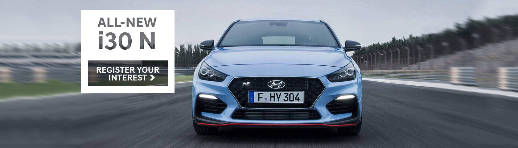 Hyundai i30 N Coming Soon