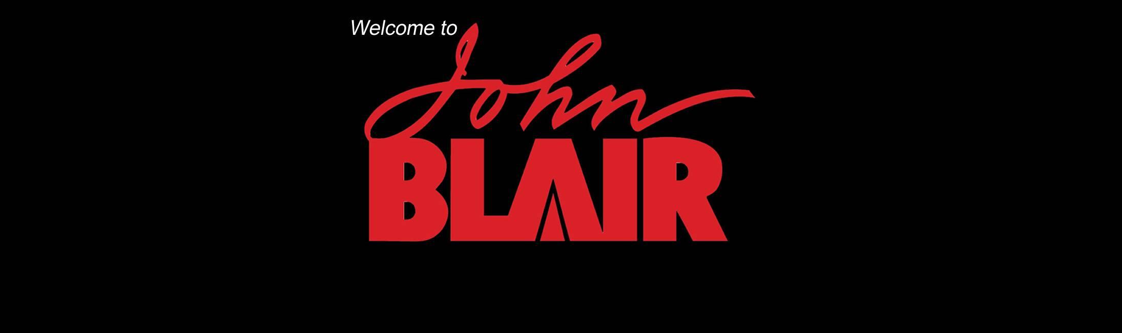 John Blair Banner Example