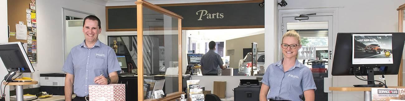 John Patrick Honda - Parts
