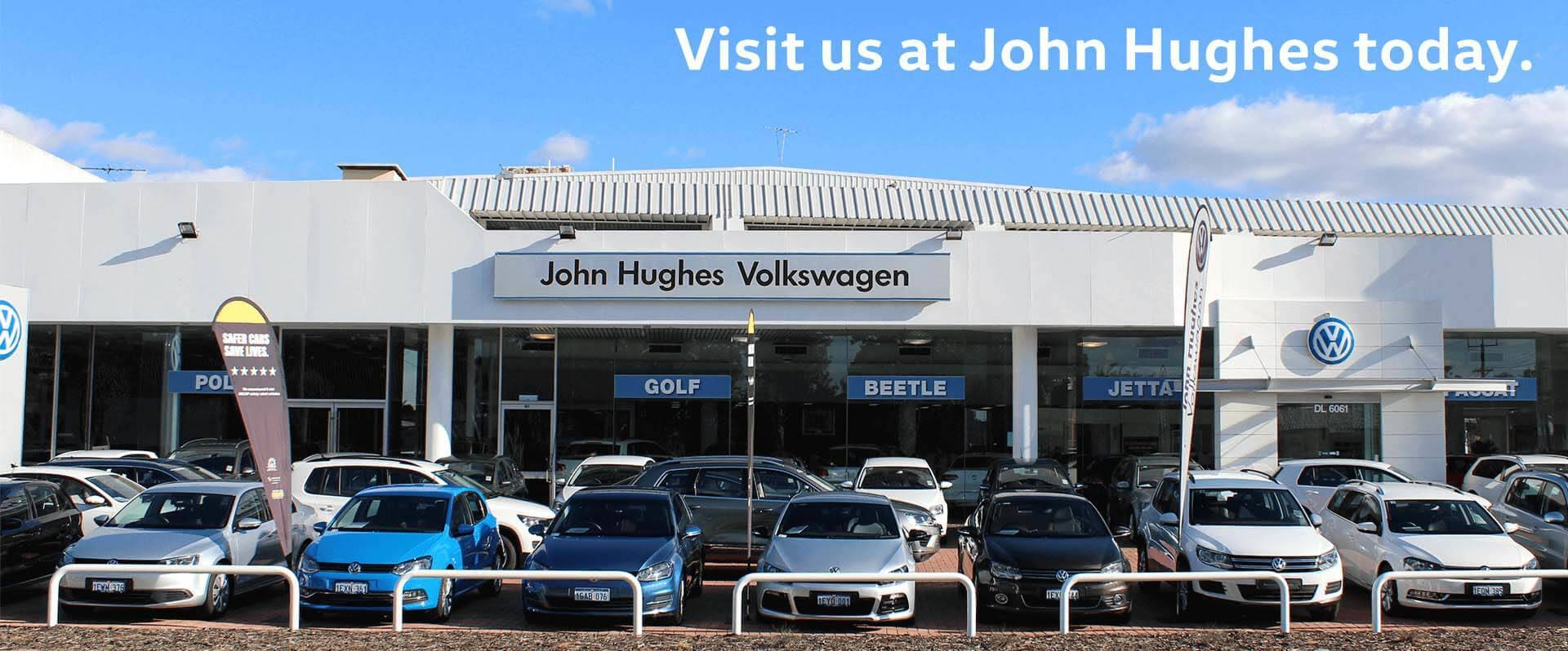 John Hughes Volkswagen Dealership