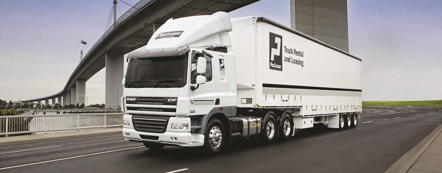 Kenworth DAF Melbourne PacLease