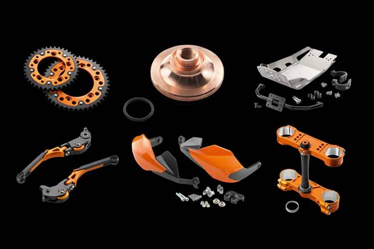 For all your genuine KTM Parts, contact the team at Virginia KTM.