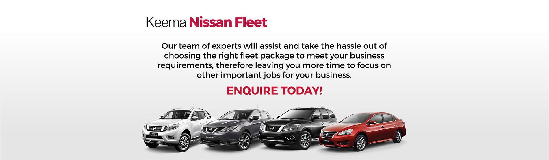 Keema Nissan