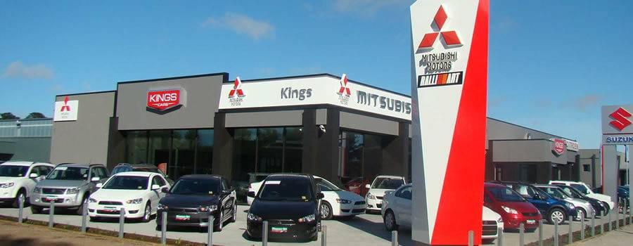 Kings Cars Mitsubishi Ballarat
