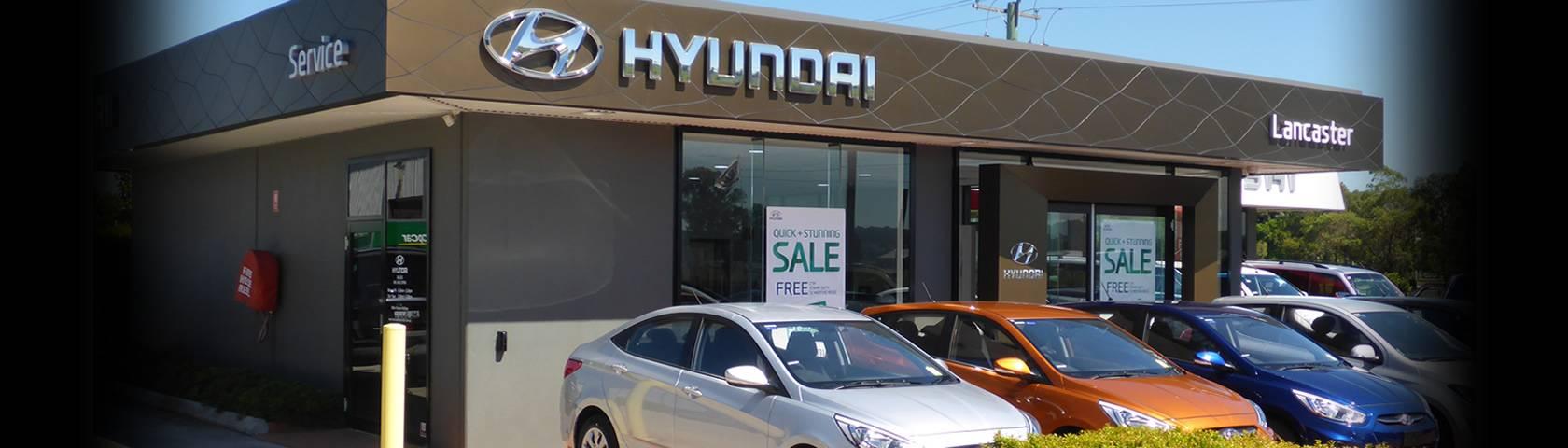 Lancaster Hyundai Service Centre