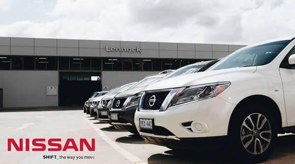 Lennock Nissan