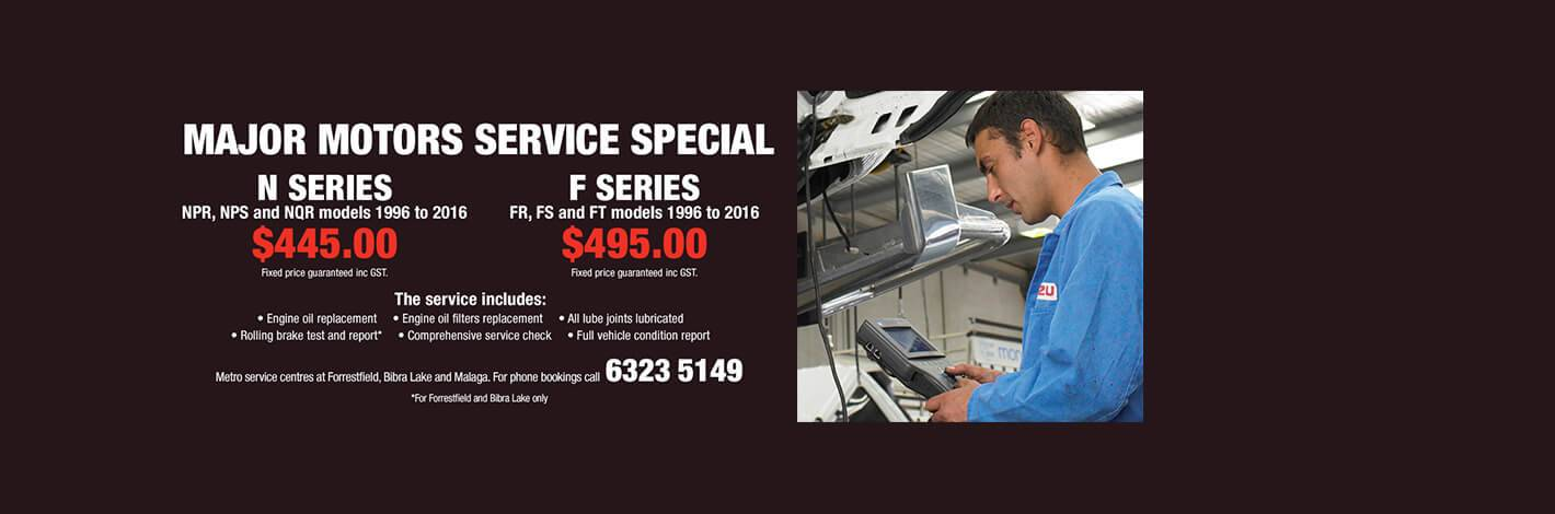 Truck Sales Perth Trucks Perth Major Motors