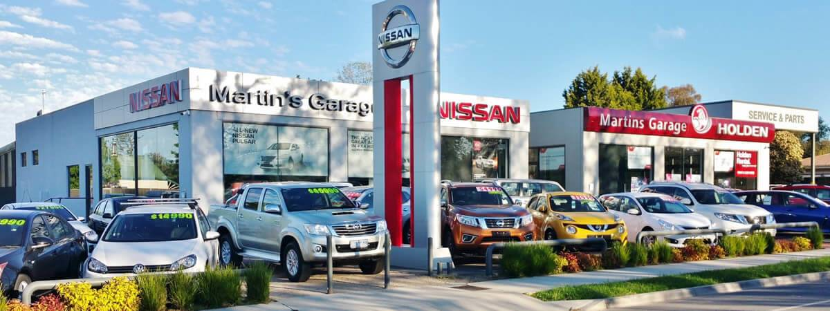 Martins Garage Used Cars