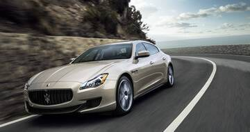 View our current inventory of Maserati Certified Pre-Owned vehicles.