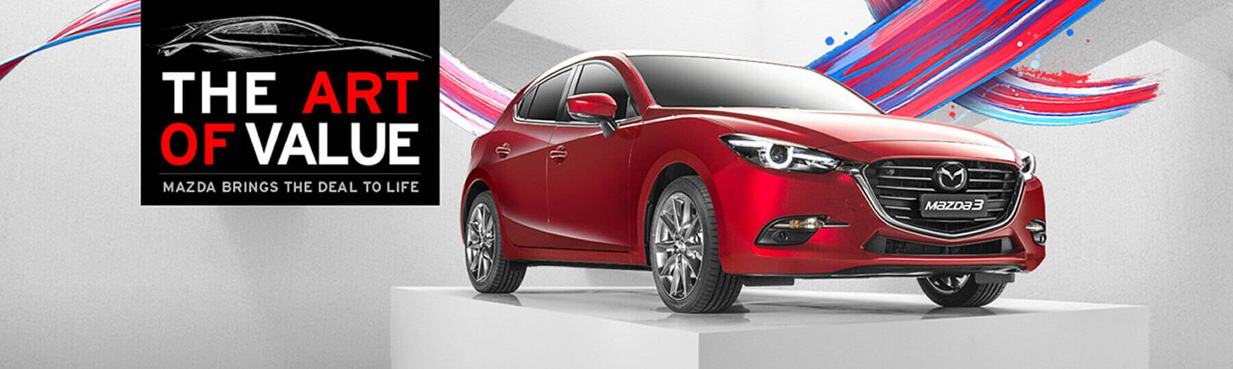 Mazda Factory Offer July