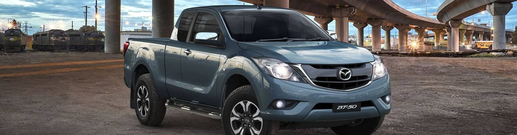 Mazda BT50 Freestyle Cab XTR
