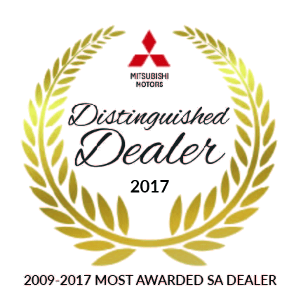 Mitsubishi Distinguished Dealer