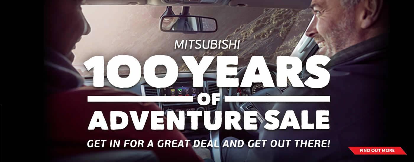 Mitsubishi 100 Years
