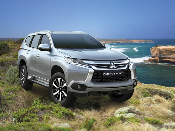 Mitsubishi Welcome Image