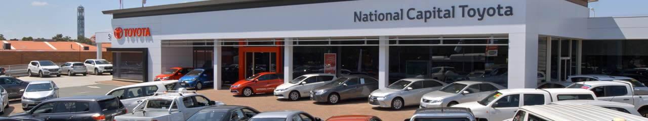 Contact Us - National Capital Motors