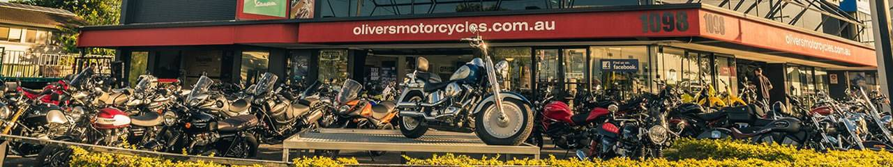 Oliver's Motorcycles Brisbane bike deals