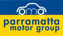 Parramatta Motor Group Logo