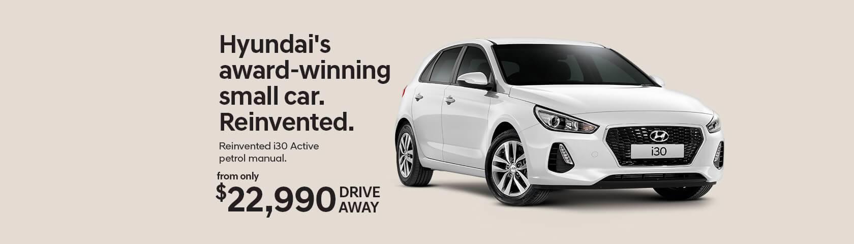 Pennant Hills Hyundai-Reinvented i30