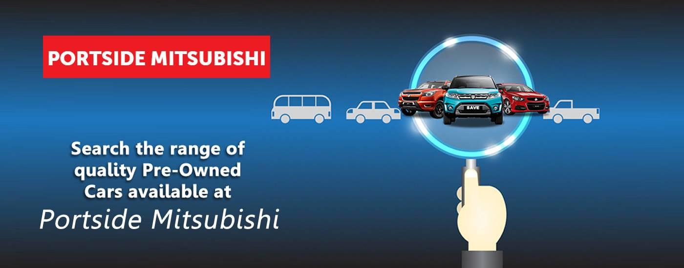 Portside Mitsubishi Used Deals