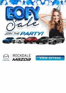 Click here to see Rockdale Mazda's Latest Special Offers