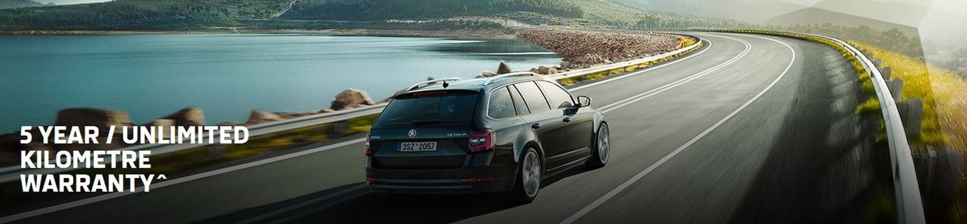 Skoda_Octavia_5 year/unlimited kilometre warranty
