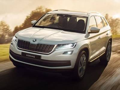 The highly anticipated KODIAQ SUV has arrived.