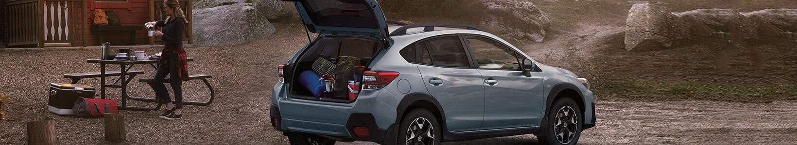 Subaru Insurance Banner