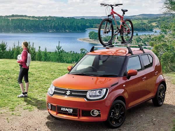 Suzuki Australia Welcome Image