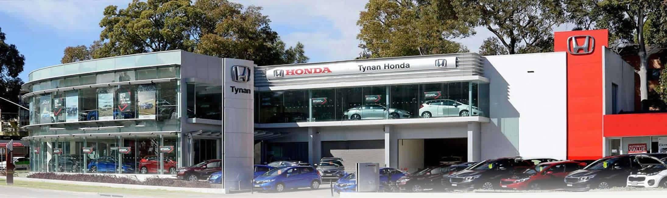 Tynan Honda Contact Us