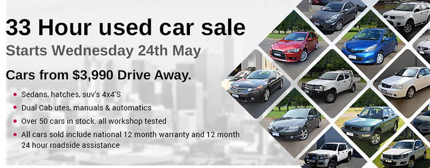 Warragul Mitsubishi UCD Sale