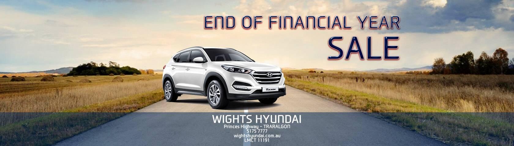 Wights Hyundai EOFY