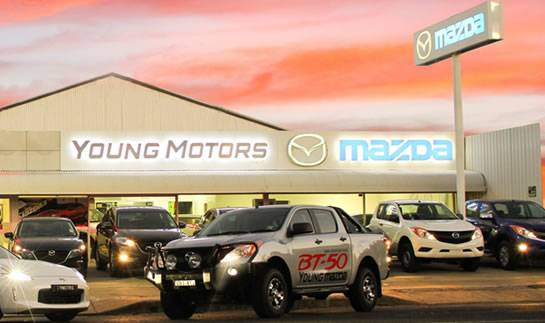 Mazda Dealer Young NSW - Young Mazda