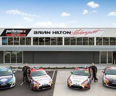 Brian Hilton Inside our new Motor Sport division image