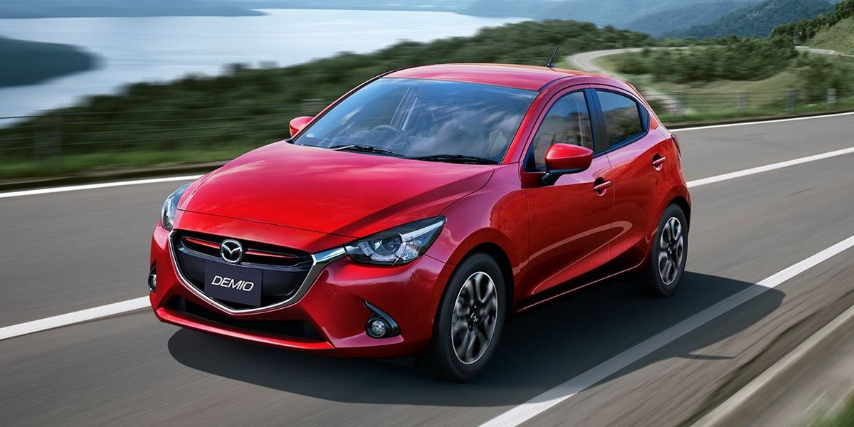 blog large image - The 2018 Mazda 2 GT Automatic Reviewed